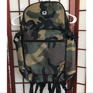 "OGIO 18.5"" Alpha Recon 320 Camo Backpack Bag"